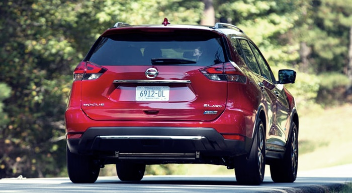 2022 Nissan Rogue Redesign