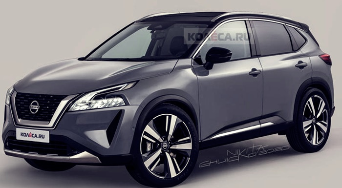 Nissan Rogue 2022 Release Date
