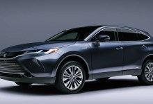 Photo of 2022 Toyota Venza Model Arrived