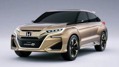 2022 honda crosstour Redesign