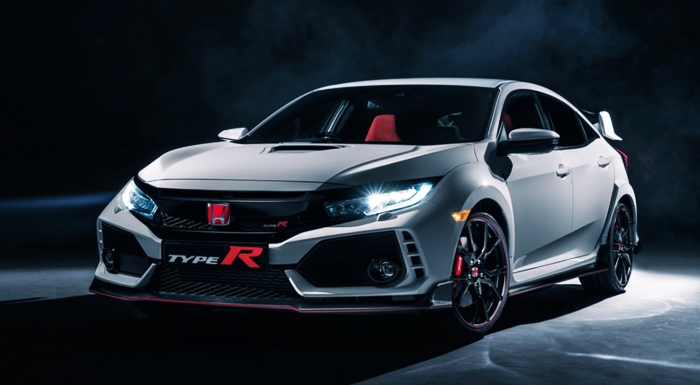 2023 Honda Civic Type R Model