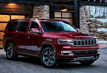2023 Jeep Wagoneer Redesign