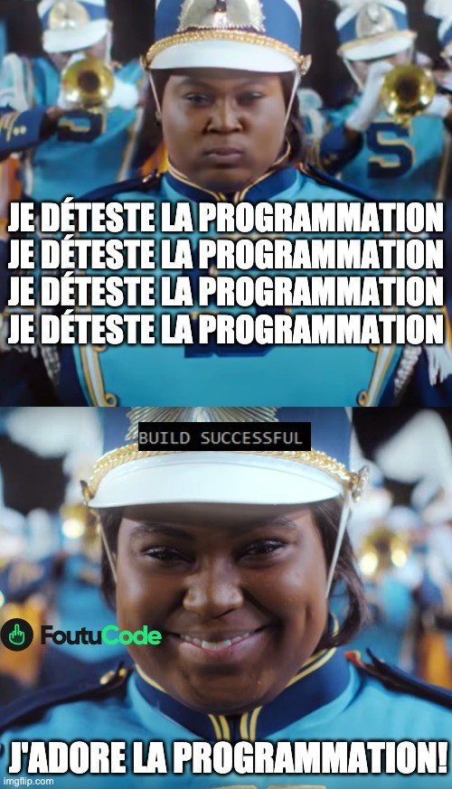 Je déteste la programmation