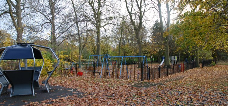 Old Play Area