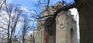 Victoria Park Leicester - War Memorial