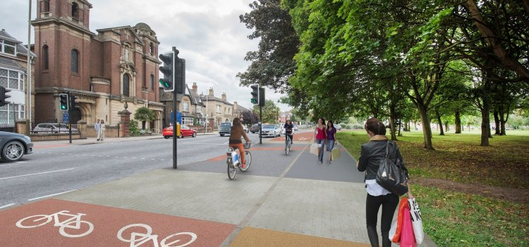 London Road Cycleway Consultation