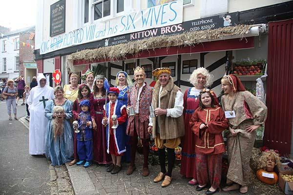 Trader's Carnival