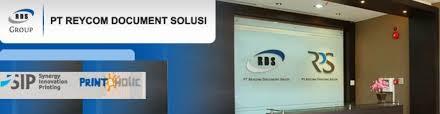 Reycom Doument Solusi (RDS), Solusi Usaha Dan Promosi Anda