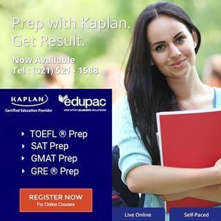 GMAT Kaplan Penguasaan Bahasa Inggris
