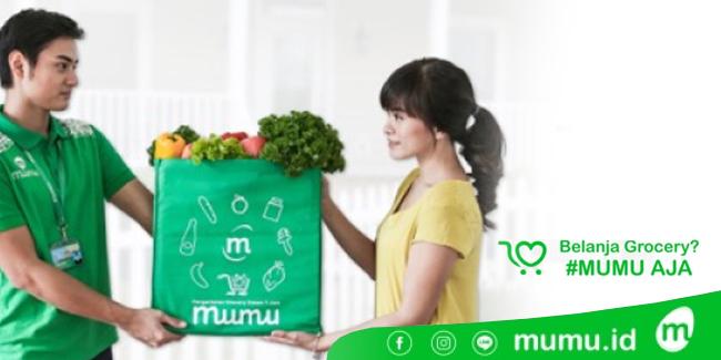 Pesan Makanan Lebih Mudah Dengan Toko Online MUMU