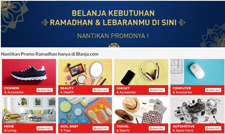 Promo Idul Fitri Membuat Pengeluaran Lebih Hemat