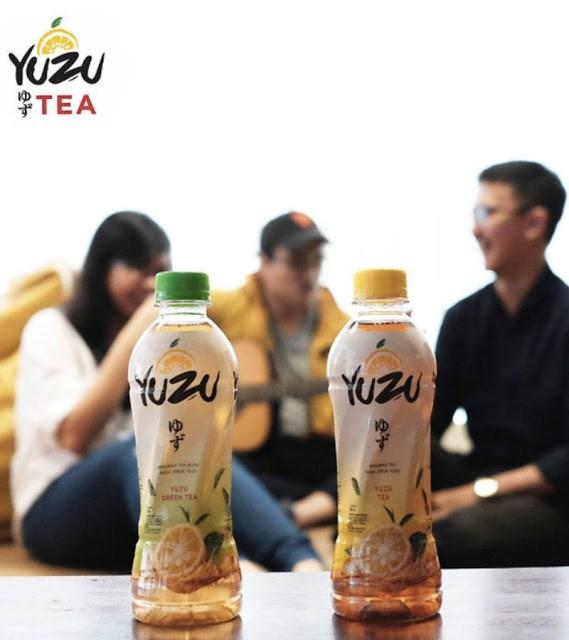 Inilah Ciri-Ciri Buah Yuzu Yang Terdapat Dalam Yuzu Tea