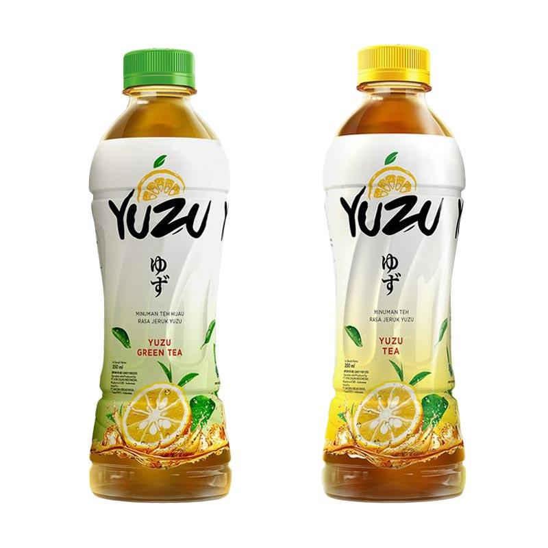 Ciri-ciri Buah Yuzu Citrus dan Perbedaannya dengan Jeruk