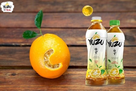 yuzu lemon