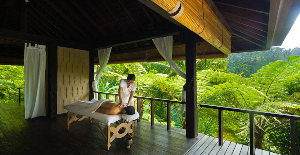 Pilihan Tempat Spa terbaik di Ubud Bali