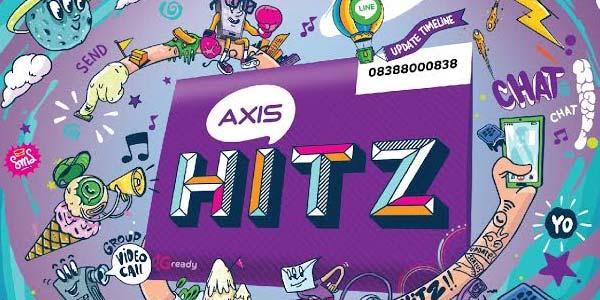 Cara pindah ke axis hitz