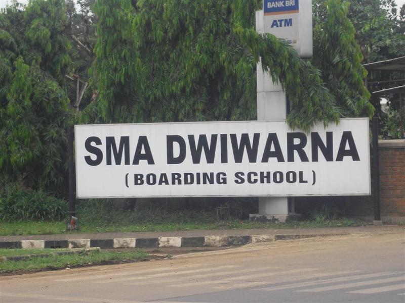Islamic Boarding School Bogor SMA Dwiwarna