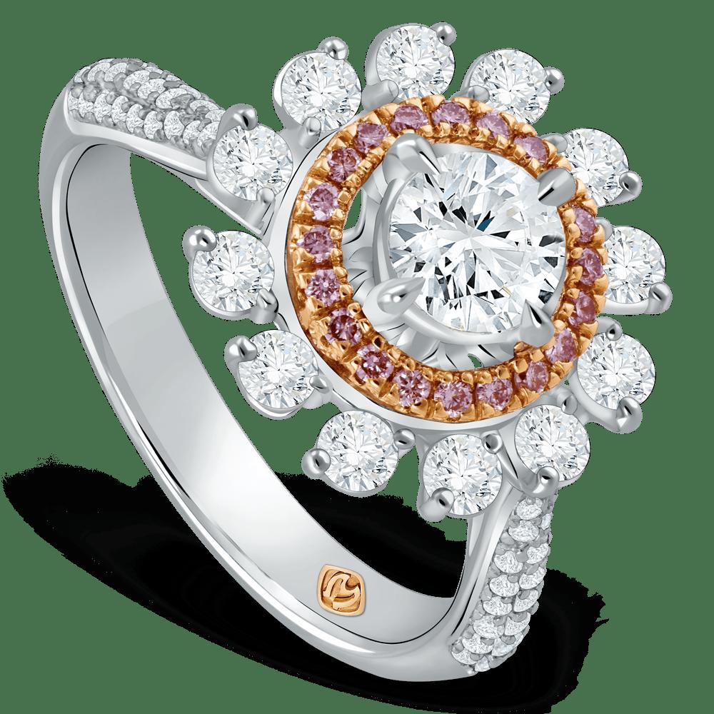 Model Cincin Berlian Untuk Pria Dan Wanita