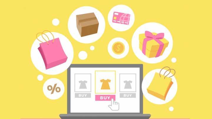 Tips Kelola Belanja Online