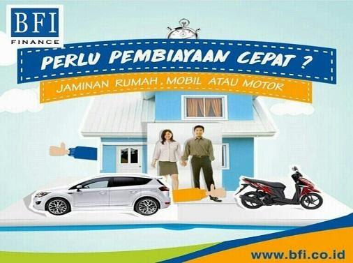 Keuntungan  Pinjaman Online Jaminan Bpkb Bfi Finance