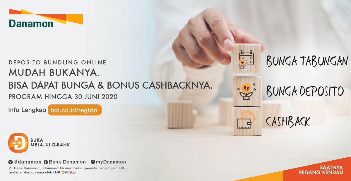 Kelebihan Bank Danamon Deposito Untuk Nasabah