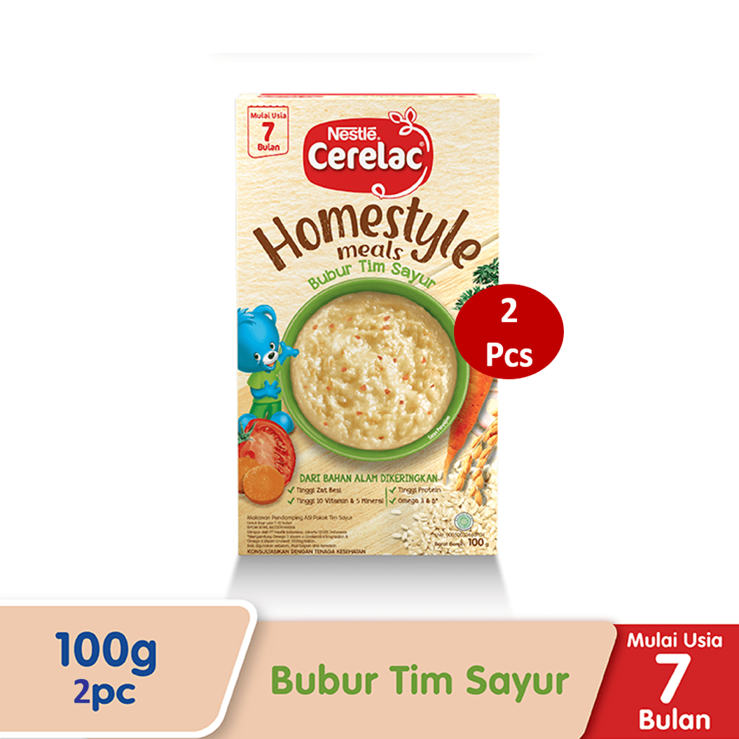 Kupas Tuntas Produk Cerelac Homestyle Meals