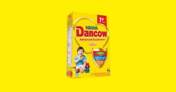 Kandungan Dancow 1+ Membantu Tumbuh Kembang Anak