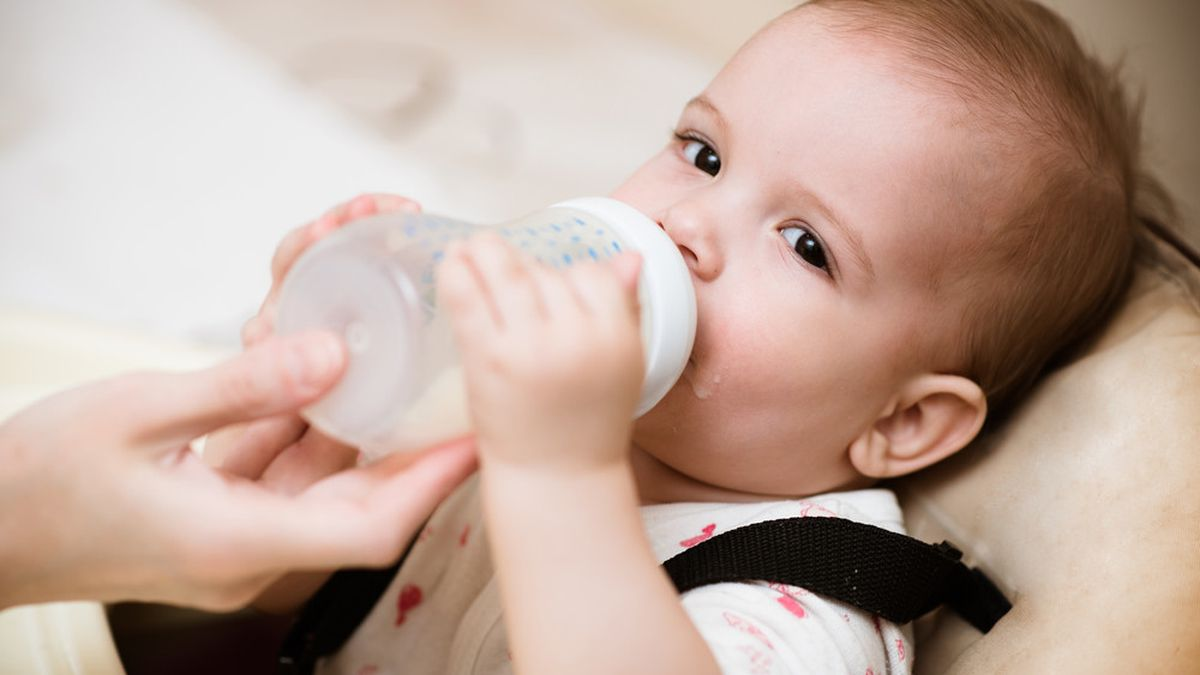 Pentingnya Lactobacillus Reuteri Pada Susu Untuk Bayi 1 Tahun