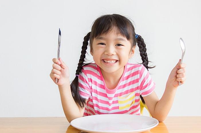 Nutrisi Anak agar Tumbuh Kembang Secara Optimal
