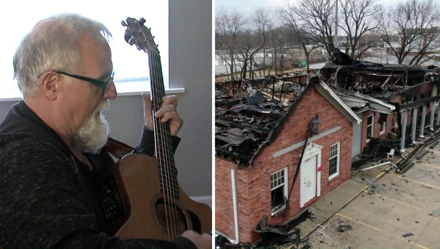 Music teachers have no place to work after Lee's Summit store fire