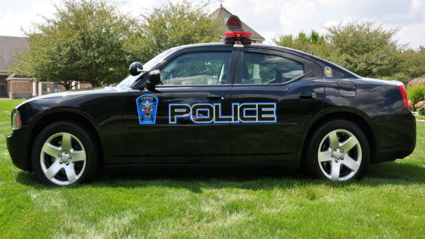 fishers police car generic