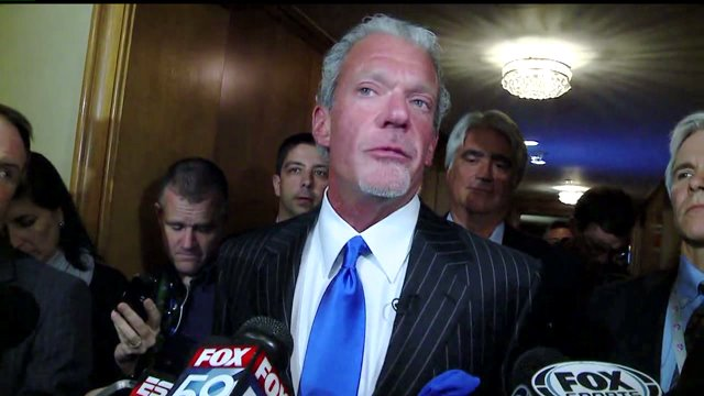 Colts owner Jim Irsay breaks silence, dodges apology for actions