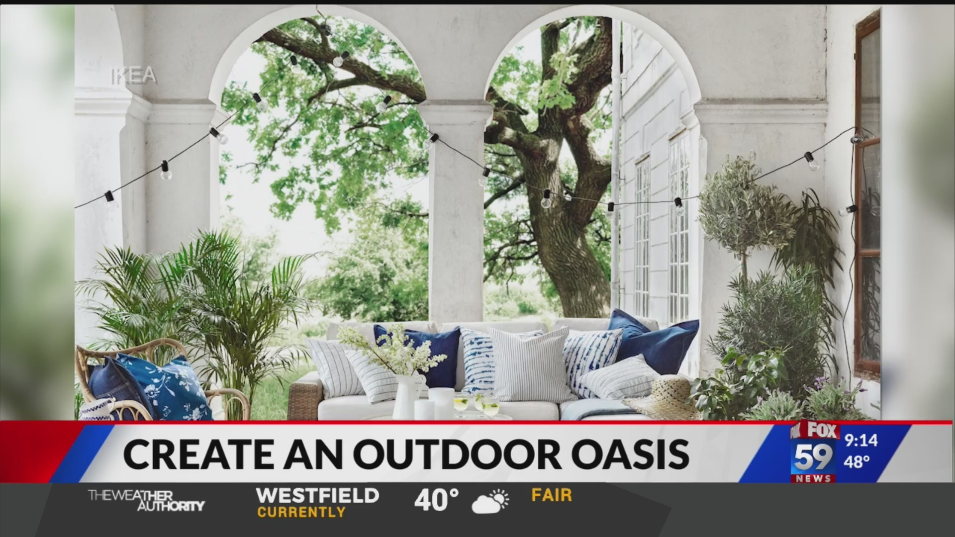 outdoor patio ideas with ikea fox 59