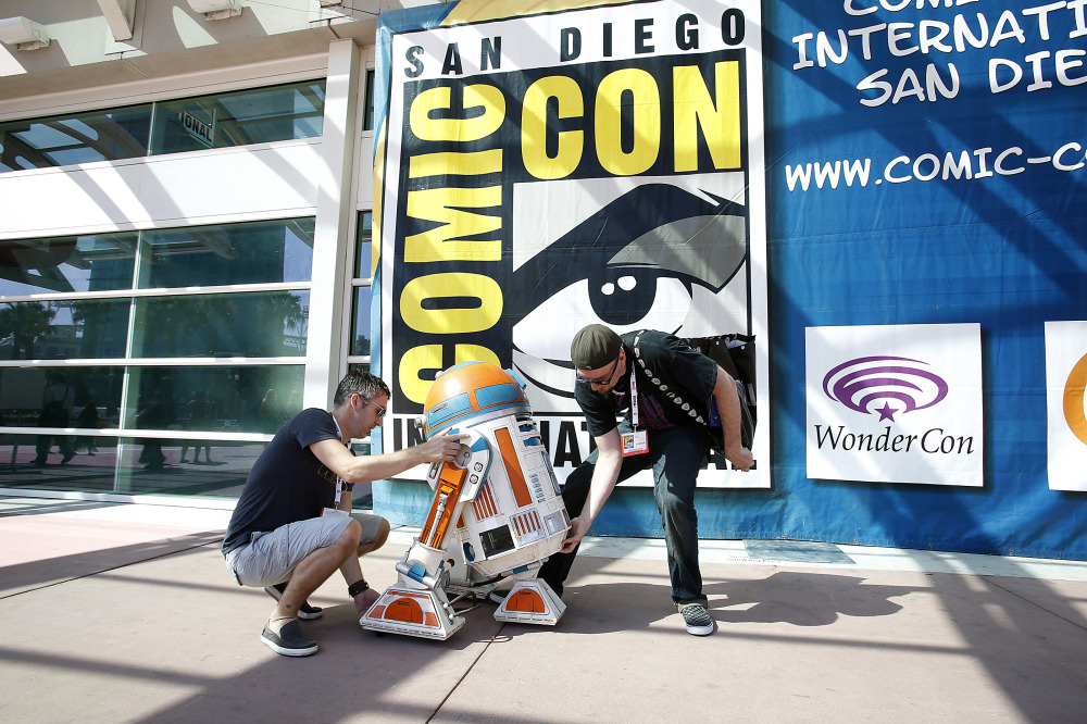 Comic-Con 2013: It's a wide, wide fantasy (and marketing) world