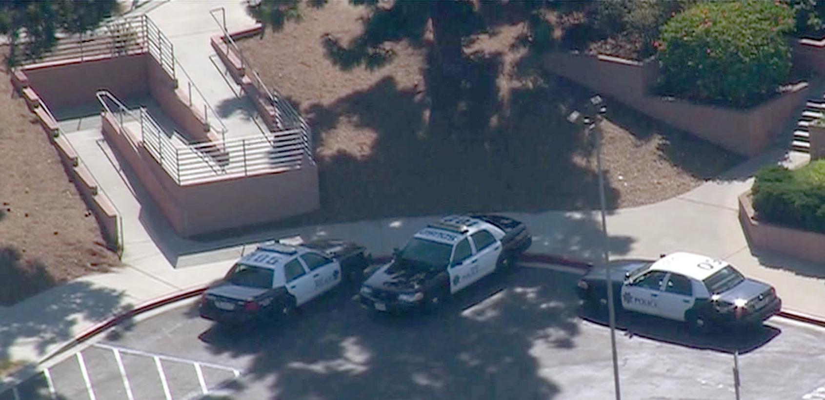 Crawford High School Police