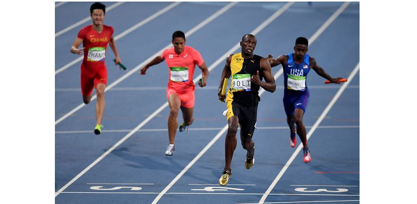 Jamaica wins 4×100 relay, giving Usain Bolt his 9th gold ...