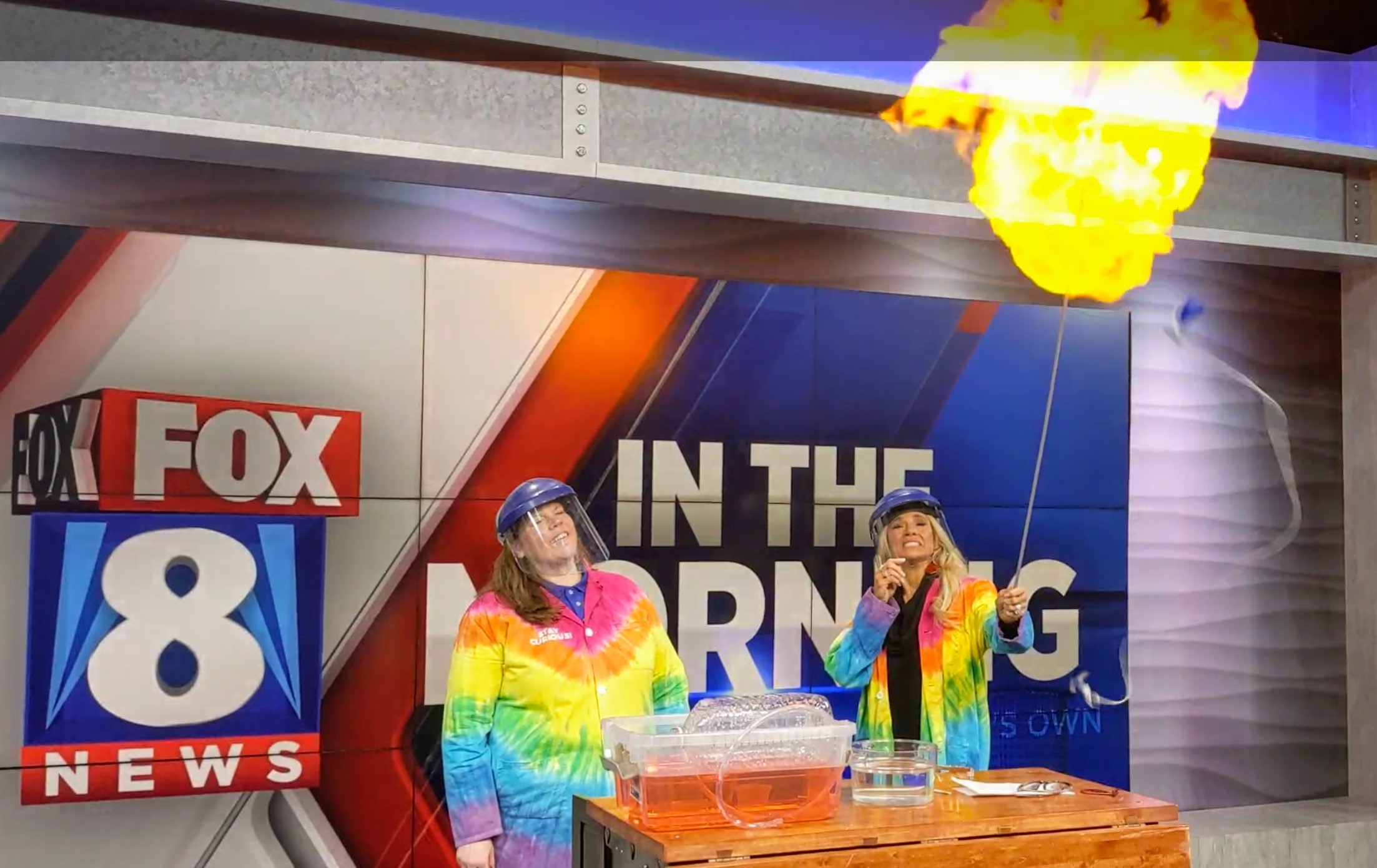 FOX 8 Extra, Great Lakes Science Center