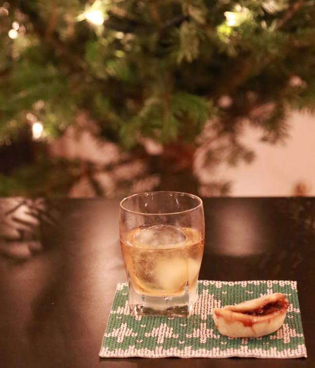 cropped mince pie old fashioned