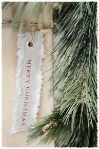 Woodland Holiday Inspiration via Fox & Brie
