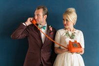 Amorology Wedding Shoot | Photo by Jessica Claire | Bow Tie by Fox & Brie