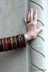 A Lovely Collection of Bakelite Braclets