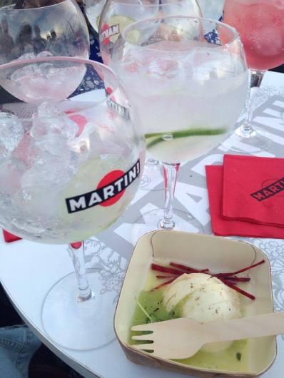recette martini tonic