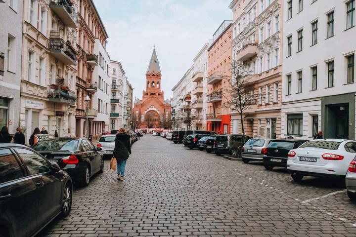 Visiter les rues de Berlin