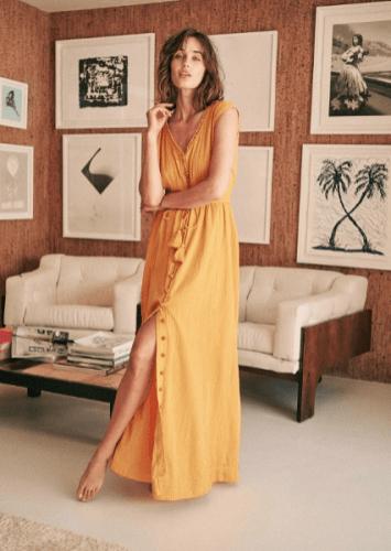 robe-miel-sézane