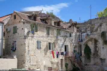 Visiter la vieille ville de Split
