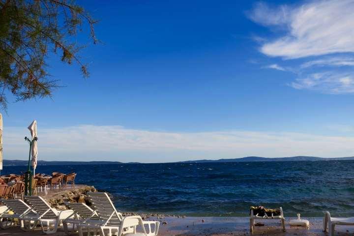 où se baigner à Split
