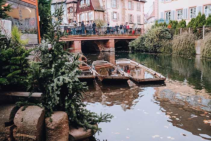 Visiter la Petite Venise de Colmar à Noël