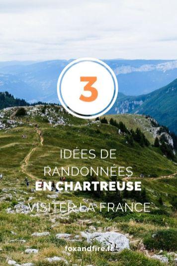 Randonnées en chartreuse - activité Isère, Grenoble