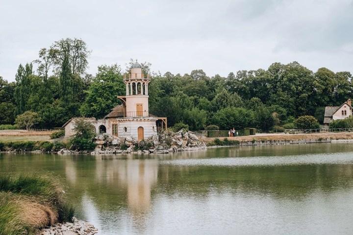 Moulin du domaine de Trianon Versailles