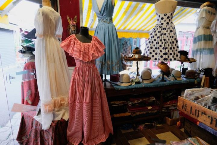 Vêtements vintage Paris